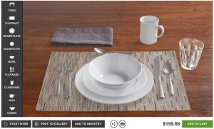 Sur La Table - Custom Table