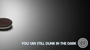 You can still dunk in the dark