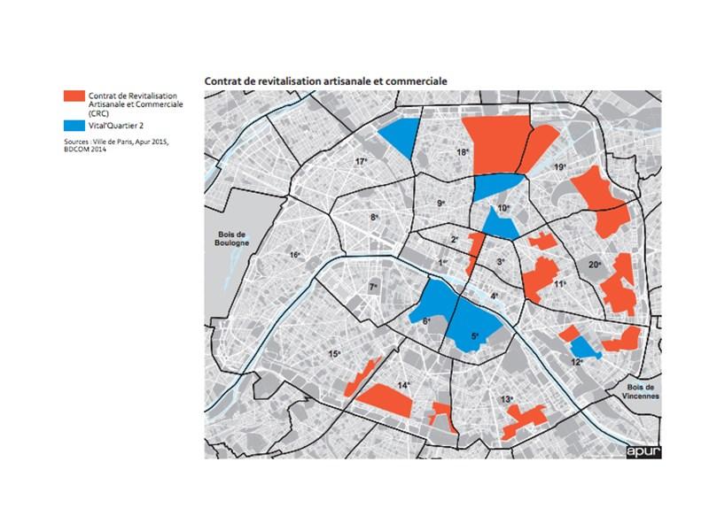 62000 commerces parisiens à redynamiser