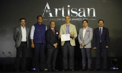 Artisan Awards 2021 showcase cutting-edge jewellery design and innovation