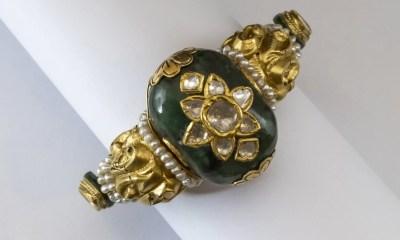 Dainty & Dazzling - Festive accessories by Jadau Jewellery by Falguni Mehta