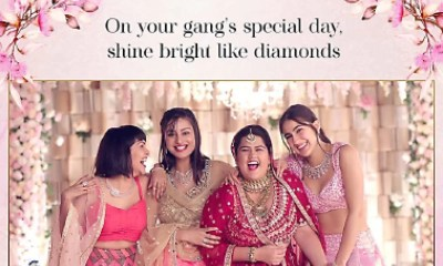 TBZ launches humorous bridal jewellery campaign for brides and their friends
