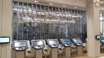 electronic lockers vending