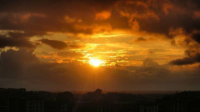 Siempre termina saliendo el sol
