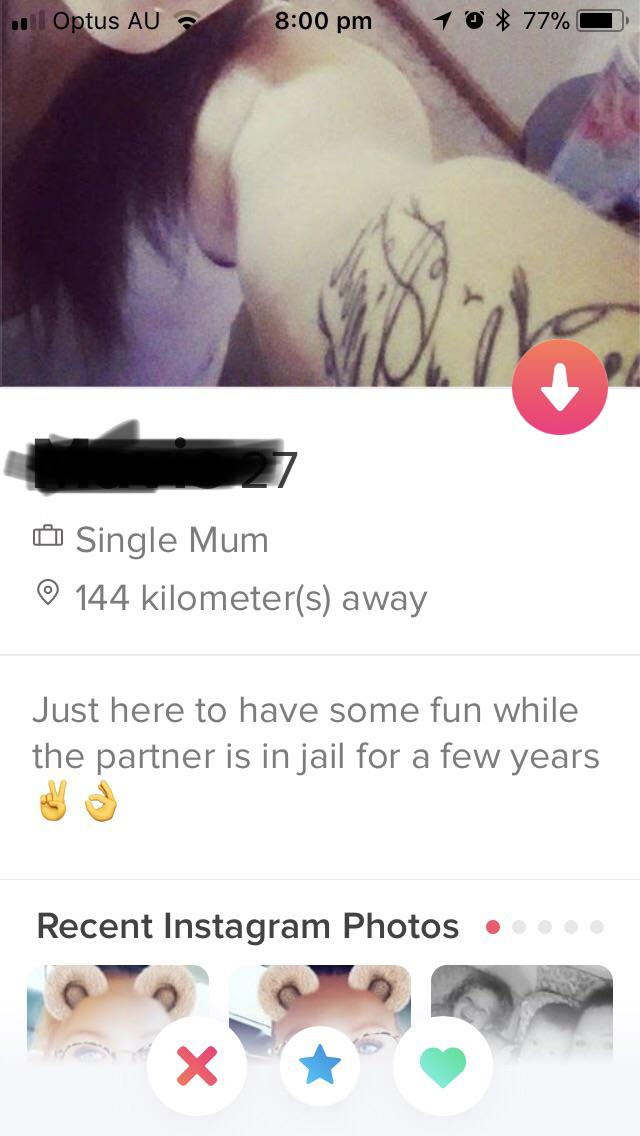 Hilarious Tinder Profiles