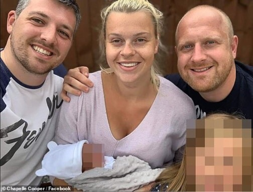 Lady Respected After Giving Birth to Her Brother and His Partner's Baby