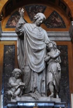 sveti Lovrenc iz Novare - škof in mučenec