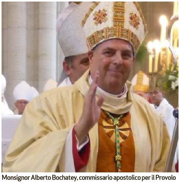Inchiesta sugli abusi,il Papa commissaria il Don Provolo