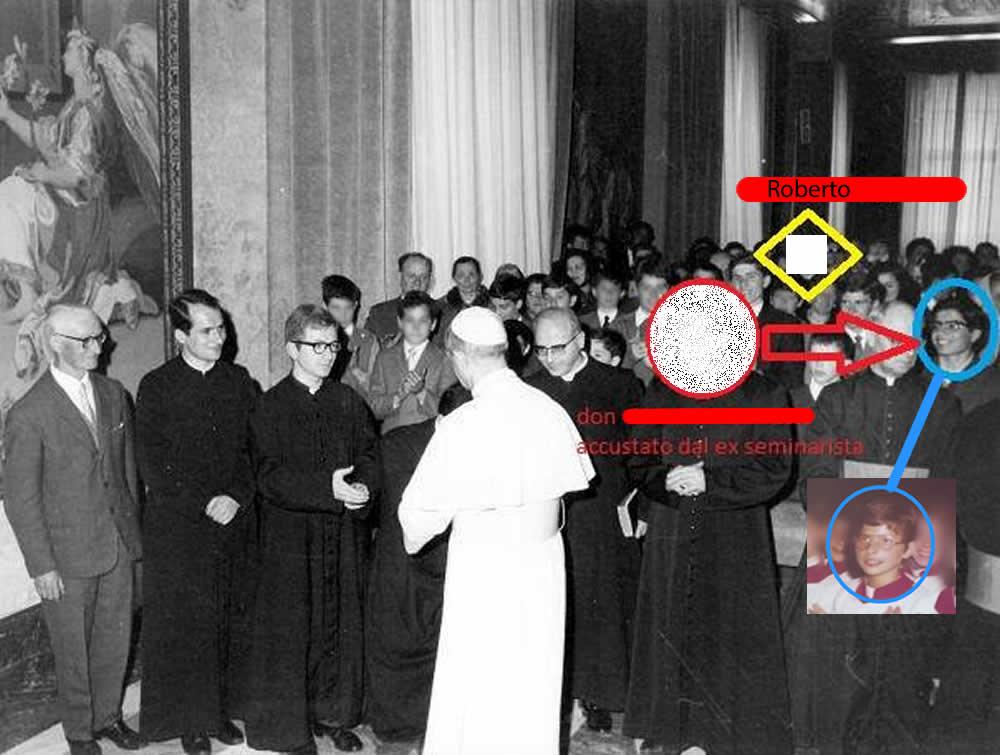 Preseminario San PioX; un'altra vittima denuncia, accuse anche a un monsignore