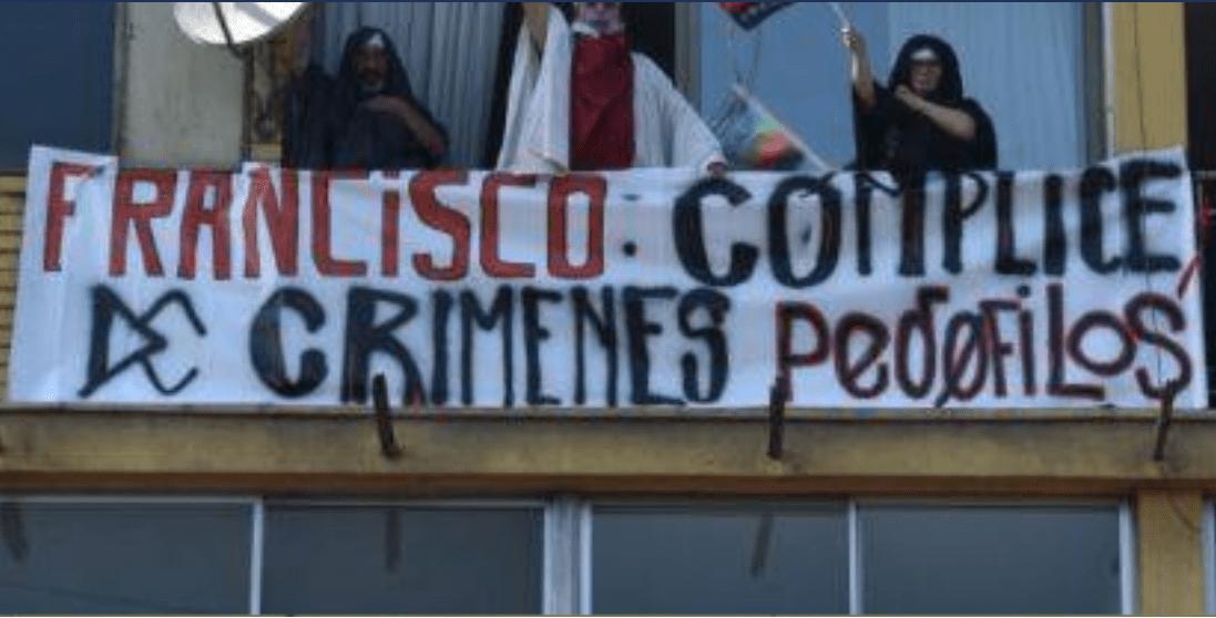RIPUDIO DELLA VIOLENZA ISTITUZIONALE DELLA CHIESA CATTOLICA