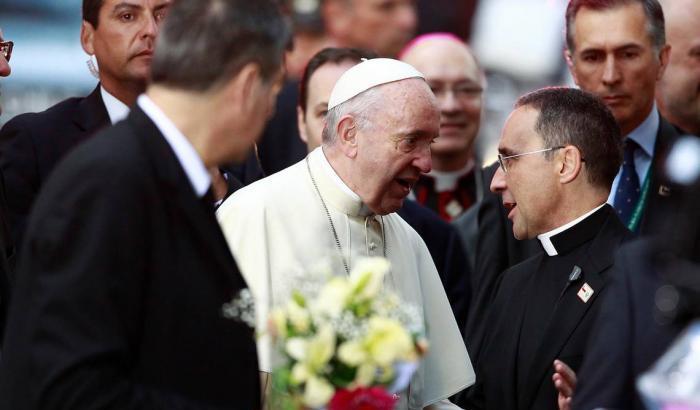 Il Papa: dolore e vergogna per il danno irreparabile della pedofilia