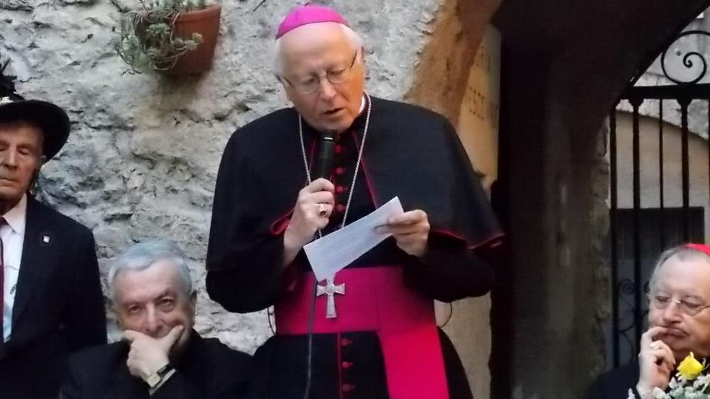Ceprano, abusi sessuali da un prete: in aula come testimone il Vescovo Spreafico