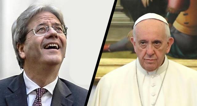 Pippo, Pluto e… Paperino – Tutti gli uomini di papa Francesco