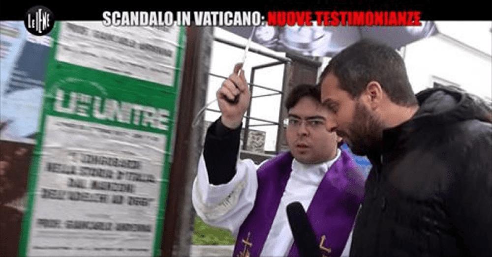 Presunti abusi sessuali in Vaticano sui chierichetti del papa; la Rete L'ABUSO avvia l'azione legale in Italia