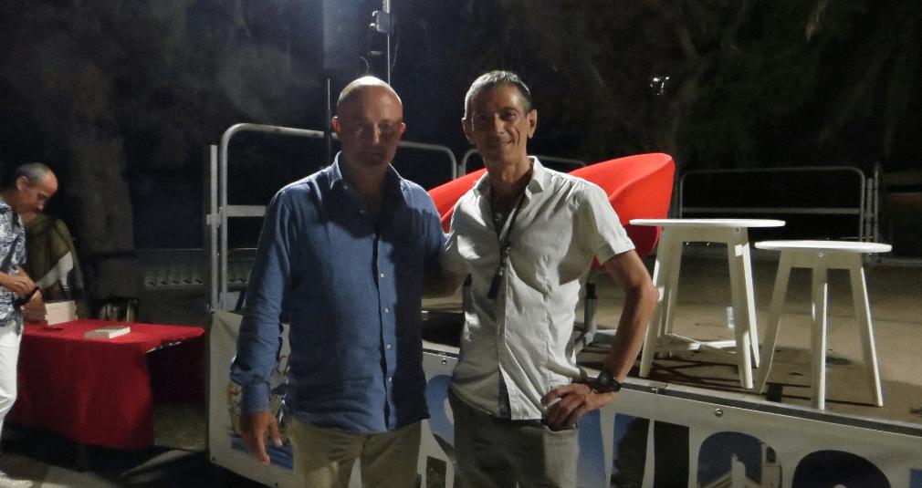 """Celle Ligure: incontro con il giornalista GIANLUIGI NUZZI e presentazione del libro """"Peccato originale""""."""