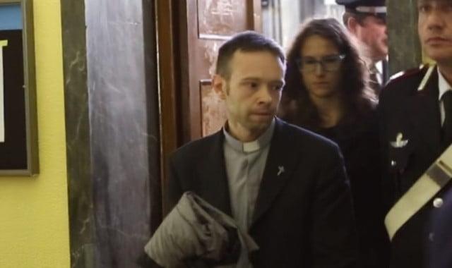 Don Mauro condannato a 6 anni
