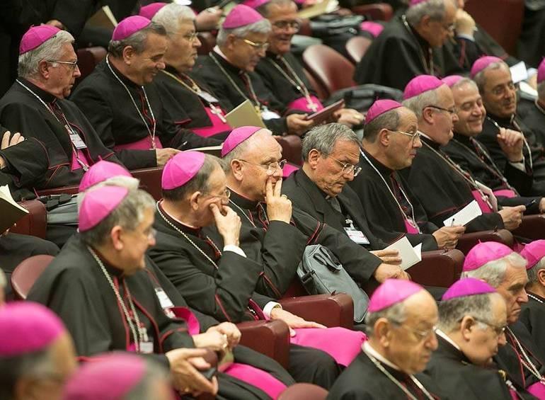 Sempre niente di niente dai nostri vescovi sulla pedofilia del clero. Solo belle parole. Fino a quando questa  difesa dell'istituzione?