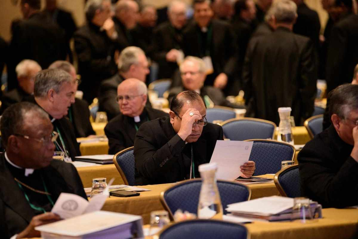Il Vaticano dice ai vescovi statunitensi di non votare sulle proposte per affrontare gli abusi sessuali, respinge le indagini laiche