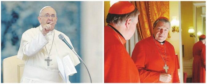 Pedofilia, Papa: 'Parente del diavolo chi accusa Chiesa'. Errore nel press kit: 'Pell condannato'. La sentenza non c'è ancora