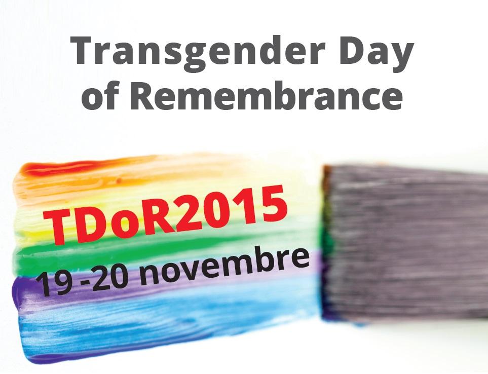 TDoR 2015 (1/2)