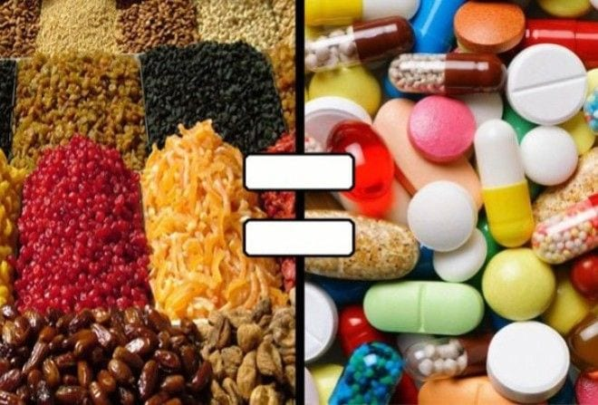 TOP 10 FRUCTE USCATE — ÎN LOC DE MEDICAMENTE