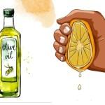 Amestecăm ulei de măsline și suc de lamaie un remediu pentru multe boli!