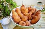Gogoși cu flori de salcâm