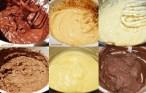 Șase rețete de cremă pentru deserturi