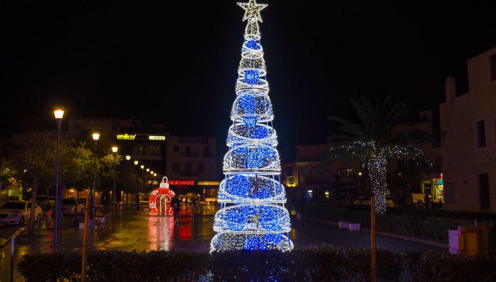 Χριστούγεννα στο Ρέθυμνο (φώτο Κατάκης Γ.)