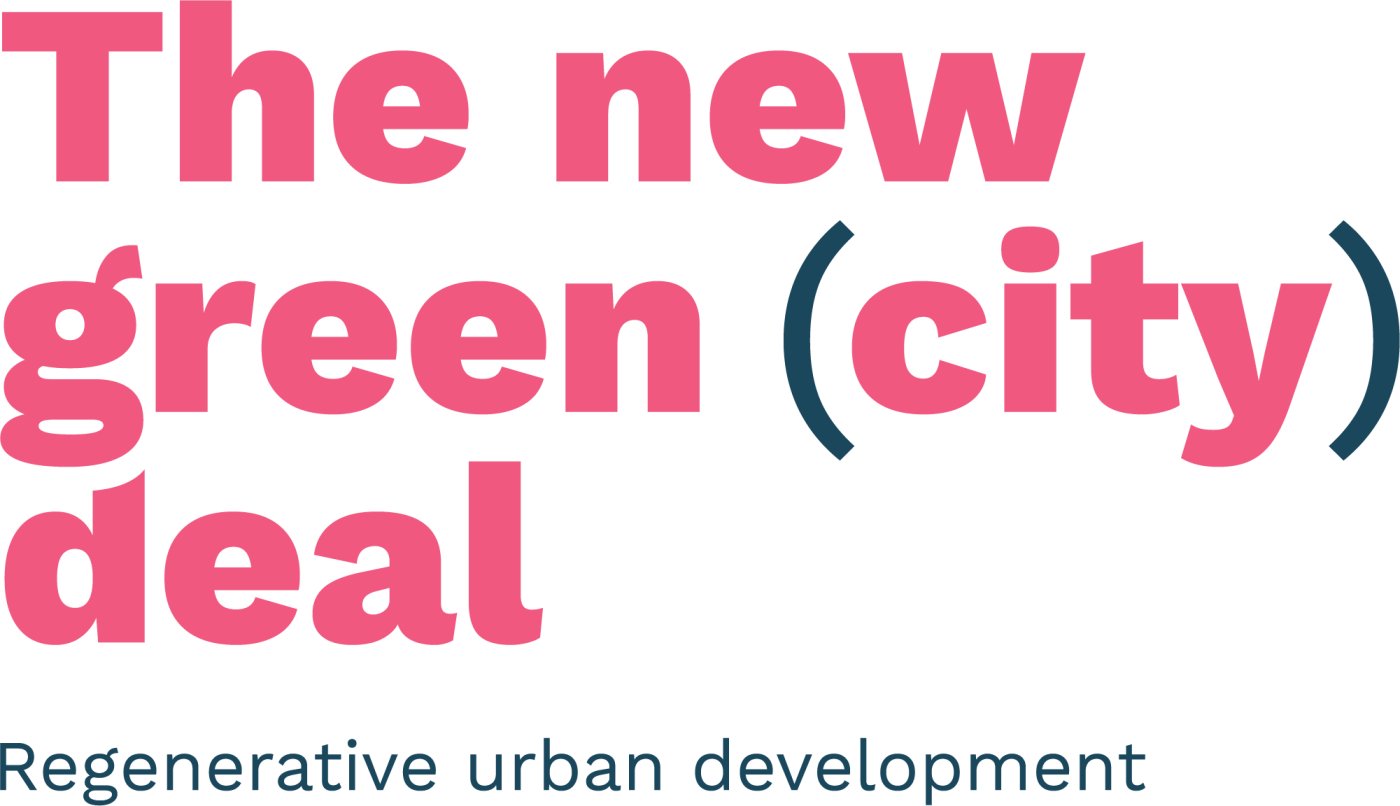 The new (green) city deal: regenerative urban development