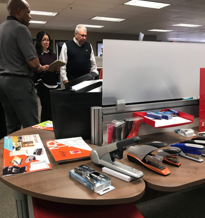 Open House at Office Essentials