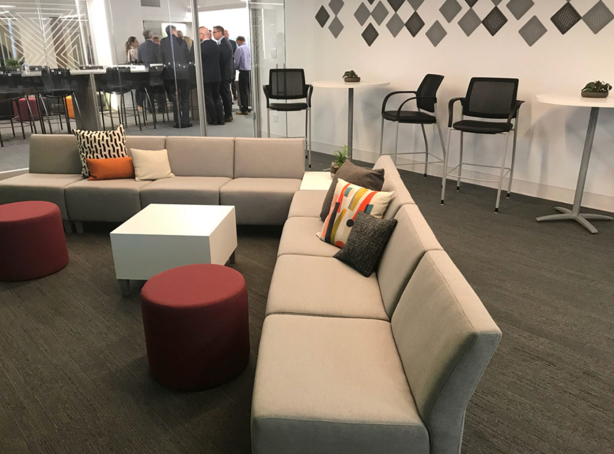 Neocon Office Furniture recap safco