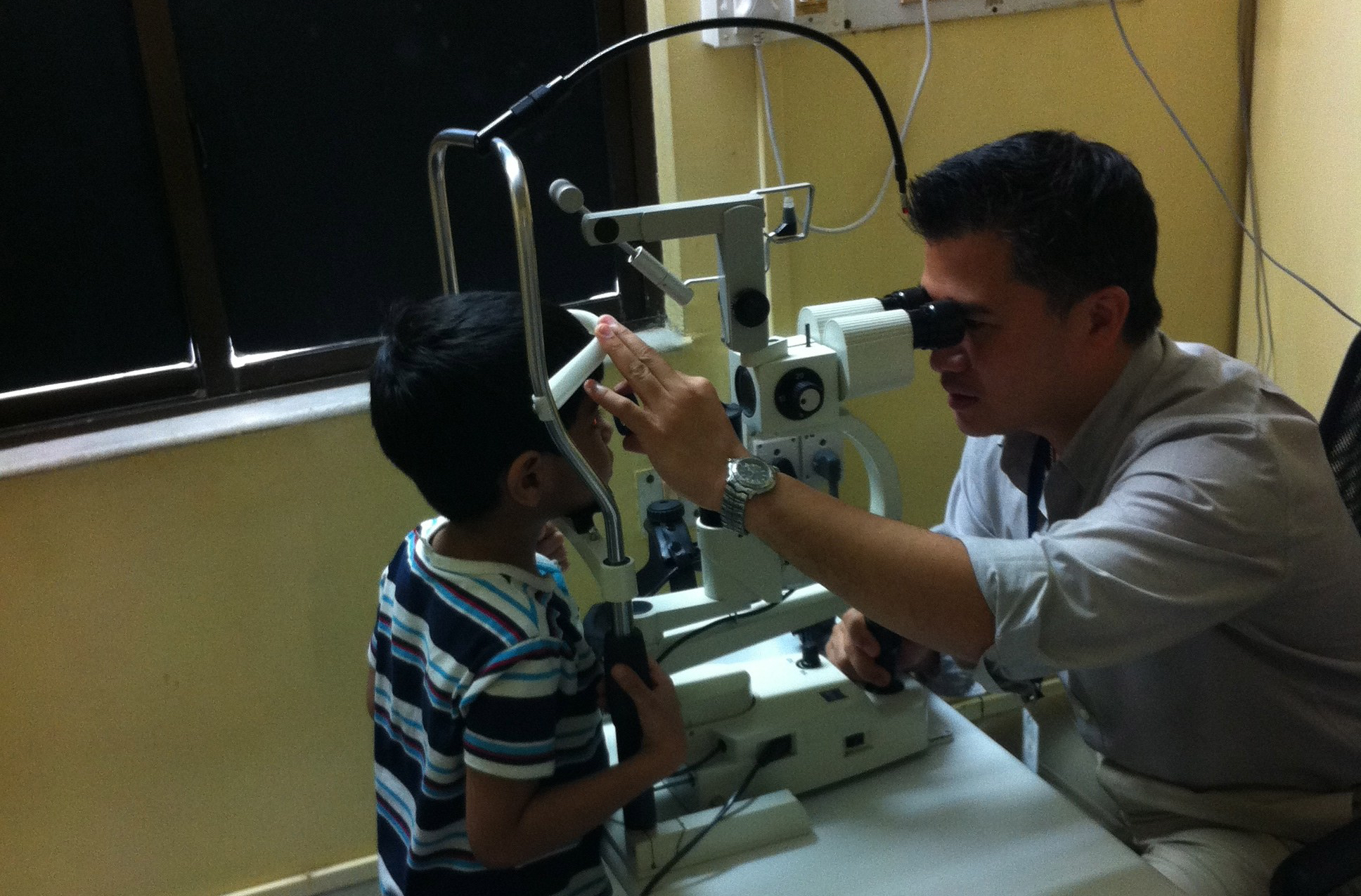 Global Ophthalmology: Making Impact as Retina Specialists