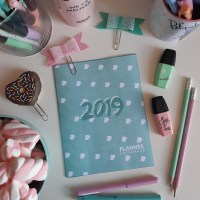 Planner Literário 2019 ♥ DIY & Download