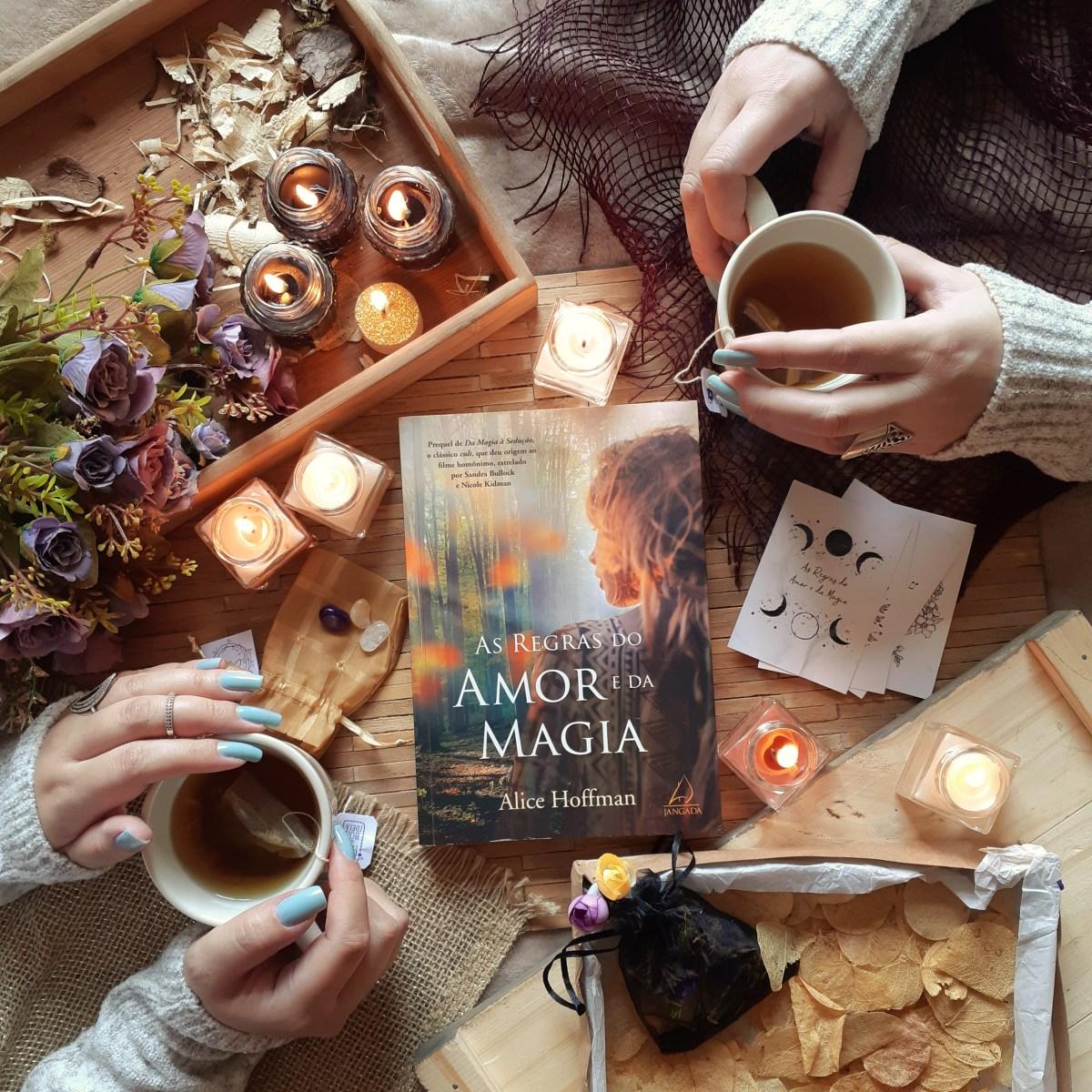 As Regras do Amor e da Magia ♥ Alice Hoffman
