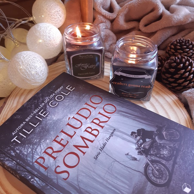 Resenha do livro Prelúdio Sombrio, primeiro da série de dark romance Hades Hangman da autora Tillie Cole,