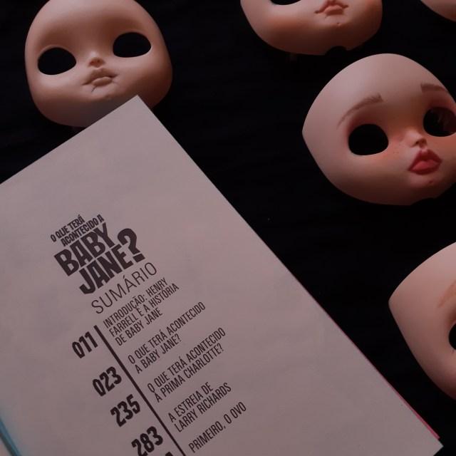 Resenha do livro e filme O que terá acontecido a Baby Jane? de Henry Farrell, publicado no Brasil pela DarkSide Books em 2019.