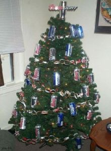A Perfect Christmas tree