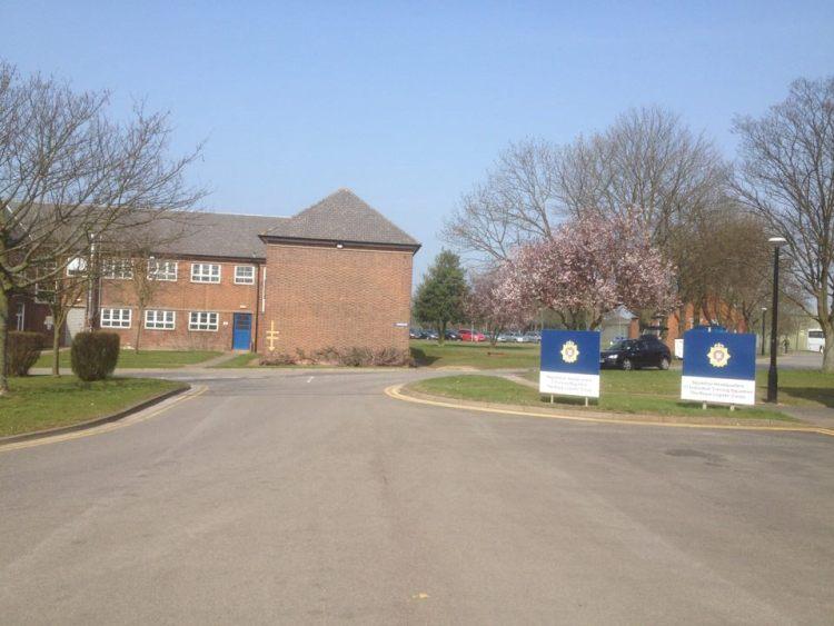 Prince William of Gloucester Barracks, Grantham