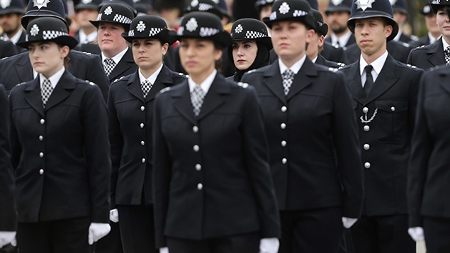 Part Time Policing