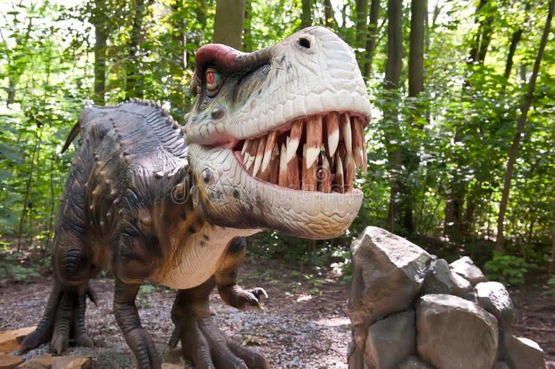 Musings Of An Angry Dinosaur