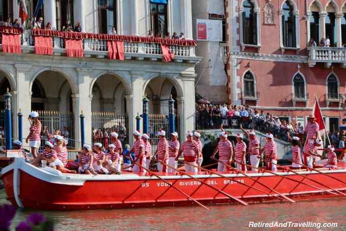Gondola Parade - Venice Regatta Italy.jpg