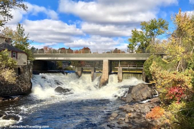 Bracebridge Dam - Muskoka For Fall Colours.jpg