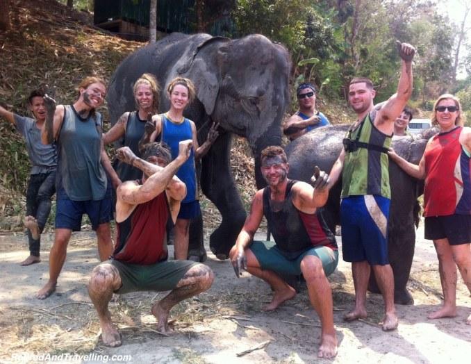 Millennial Travel Elephant Refuge Chiang Mai Thailand - Favourite Blogs of 2016.jpg