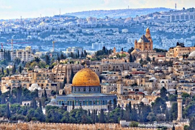 Jerusalem Israel Mt Olive - Travel Around The World in 2016.jpg