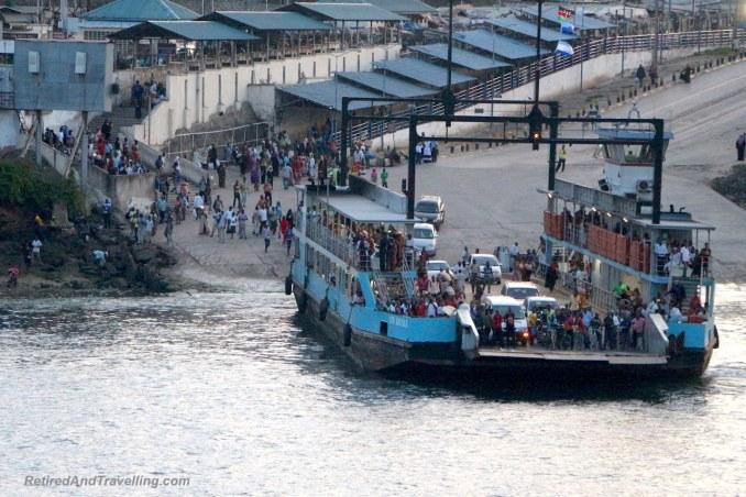 Zanzibar Harbour Ferry - Touring Zanzibar In the Rain.jpg
