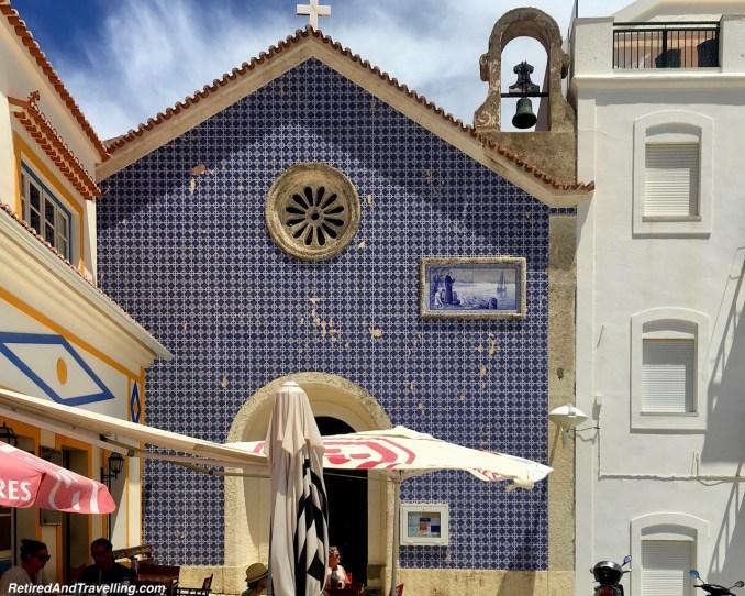 Church Tiles - Beach Town of Nazaré.jpg