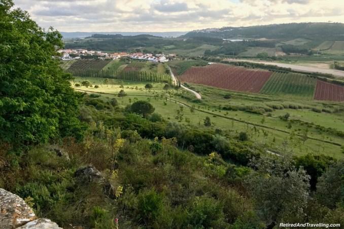 Miradour Viewpoint View - Walk On Castle Walls in Obidos.jpg