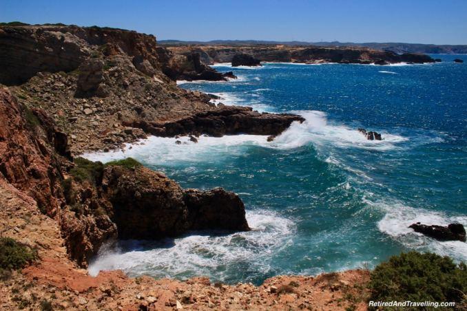 Bordeira Beach Cliffs - Algarve Atlantic Shore.jpg