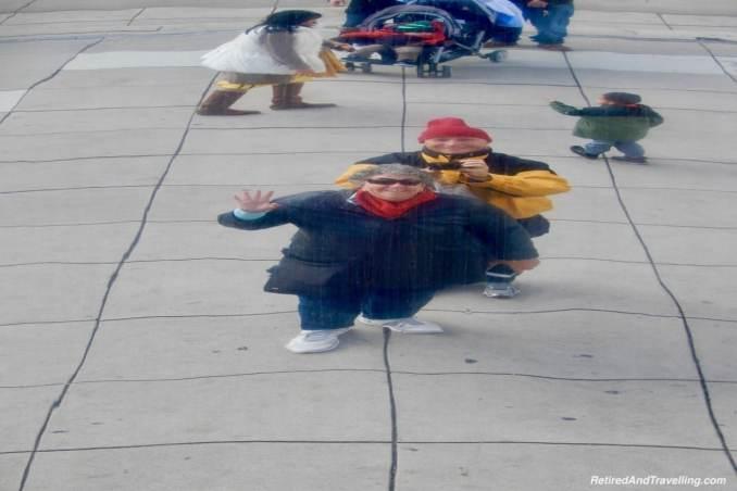 Cloud Gate Bean Millennium Park - Things To Do - 3 Days In Chicago.jpg